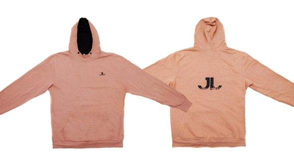 Pull Over Hoody Logo