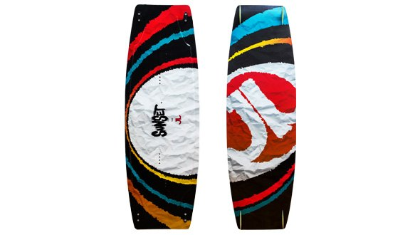 JN Sunset Kite Board