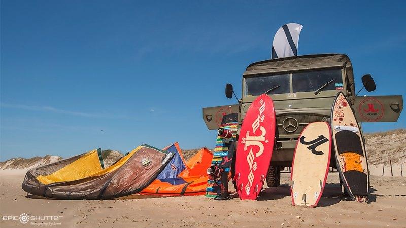 JN Kites & Outerwear of North America