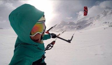 Eliska Parma Snowkite Berninapass JN Wild Thing